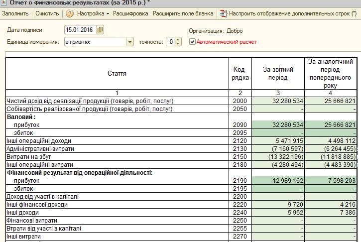 бухгалтер 911 украина бланки отчетов 2015 - фото 10